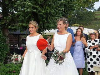La boda de Olga y Iosune 1