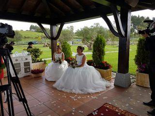 La boda de Olga y Iosune