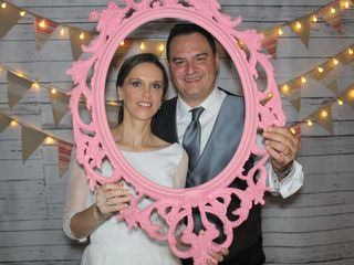 La boda de Lucina y Javi