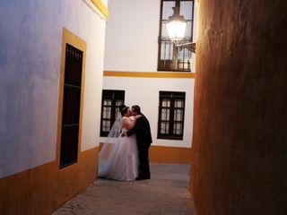 La boda de Vanesa y Samuel