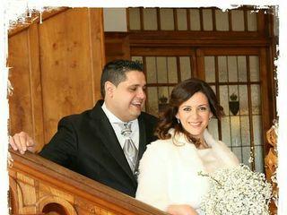 La boda de Belén y Rober 1