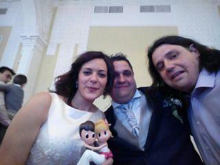 La boda de Belén y Rober
