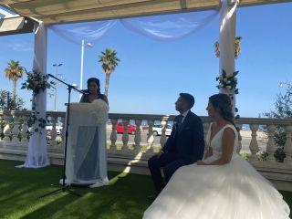 La boda de Nora y Matias