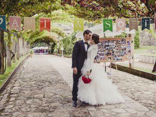 La boda de Sophie y Dani