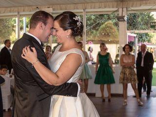 La boda de Anabel y Pedro