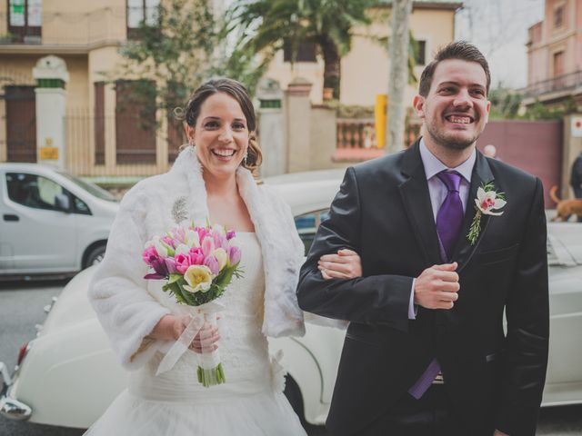 La boda de Guillem y Anna en Sant Vicenç De Montalt, Barcelona 43