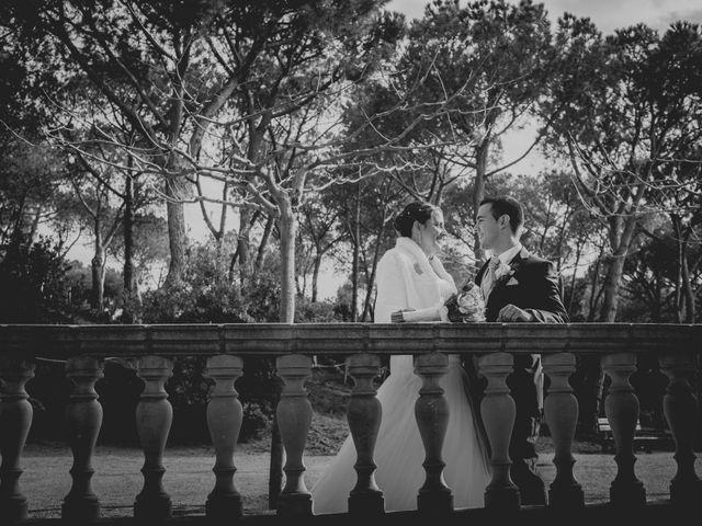 La boda de Guillem y Anna en Sant Vicenç De Montalt, Barcelona 83