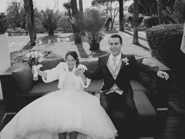 La boda de Guillem y Anna en Sant Vicenç De Montalt, Barcelona 91