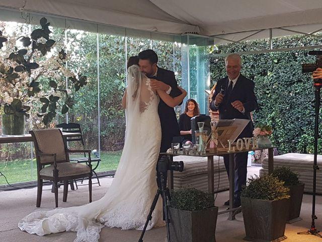 La boda de Miguel  y Vero en Parla, Madrid 1