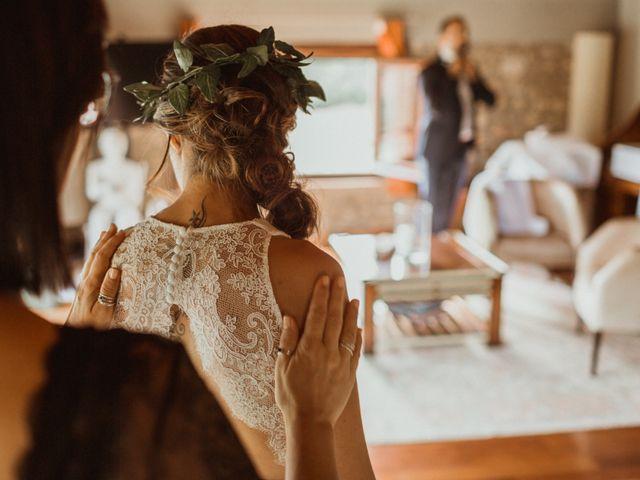 La boda de Guillem y Jessi en Pontos, Girona 13