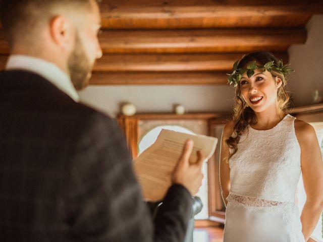 La boda de Guillem y Jessi en Pontos, Girona 16