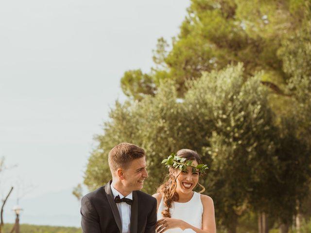 La boda de Guillem y Jessi en Pontos, Girona 17