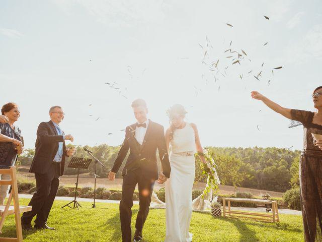 La boda de Guillem y Jessi en Pontos, Girona 19