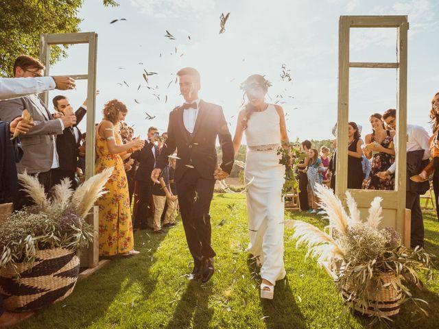 La boda de Guillem y Jessi en Pontos, Girona 20