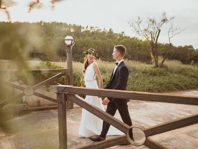 La boda de Guillem y Jessi en Pontos, Girona 22