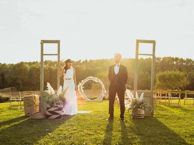 La boda de Guillem y Jessi en Pontos, Girona 24