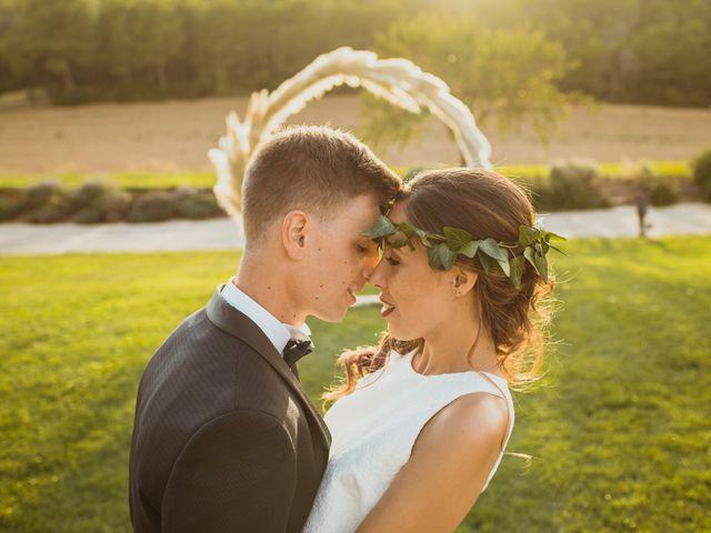 La boda de Guillem y Jessi en Pontos, Girona 25