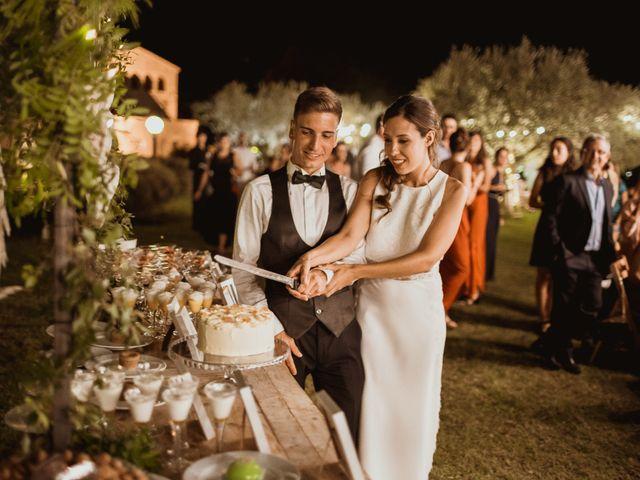 La boda de Guillem y Jessi en Pontos, Girona 27