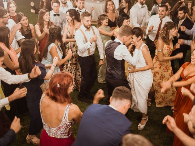 La boda de Guillem y Jessi en Pontos, Girona 1