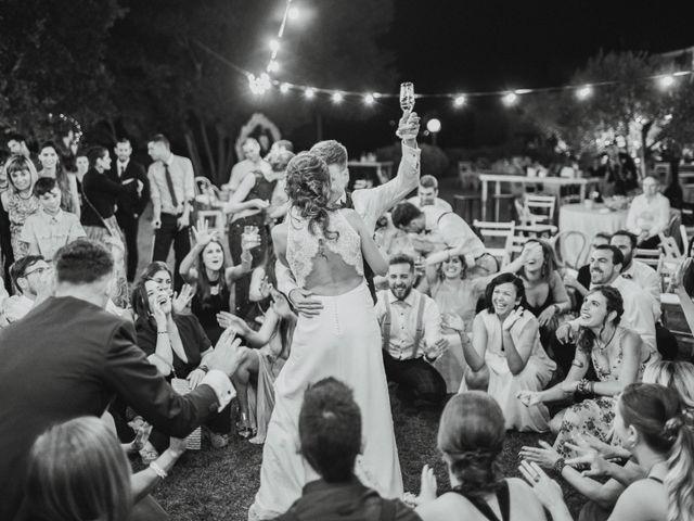 La boda de Guillem y Jessi en Pontos, Girona 28