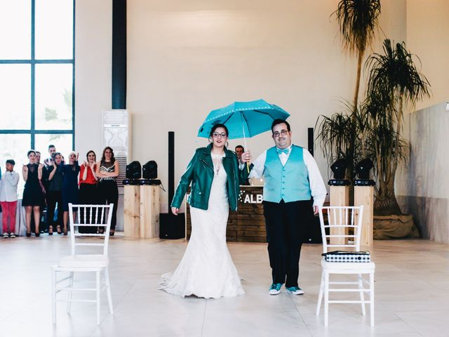 La boda de Alberto y Melani en Vila-real/villarreal, Castellón 5