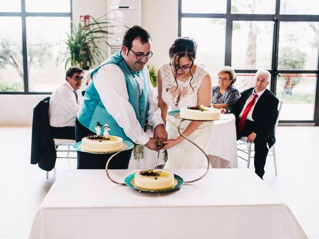 La boda de Alberto y Melani en Vila-real/villarreal, Castellón 6