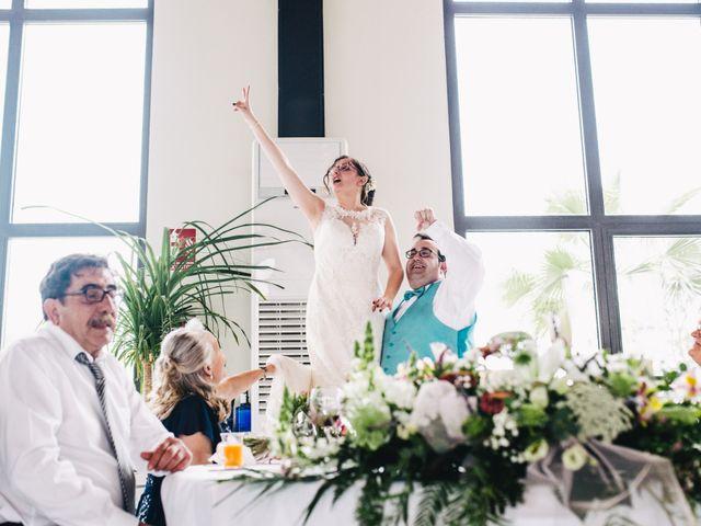 La boda de Alberto y Melani en Vila-real/villarreal, Castellón 9
