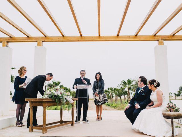 La boda de Alberto y Melani en Vila-real/villarreal, Castellón 13