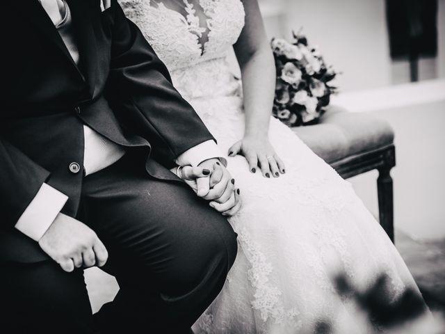 La boda de Alberto y Melani en Vila-real/villarreal, Castellón 14