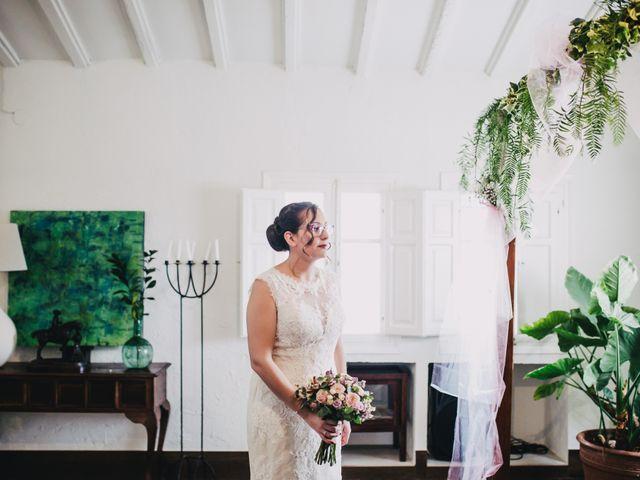 La boda de Alberto y Melani en Vila-real/villarreal, Castellón 21