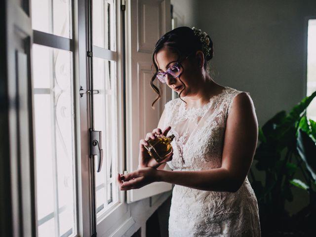 La boda de Alberto y Melani en Vila-real/villarreal, Castellón 2
