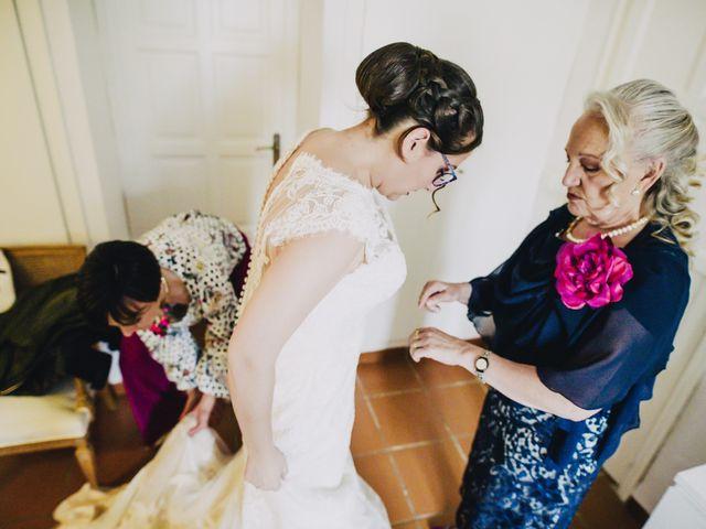 La boda de Alberto y Melani en Vila-real/villarreal, Castellón 23