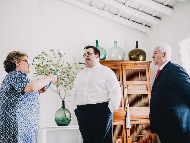La boda de Alberto y Melani en Vila-real/villarreal, Castellón 29