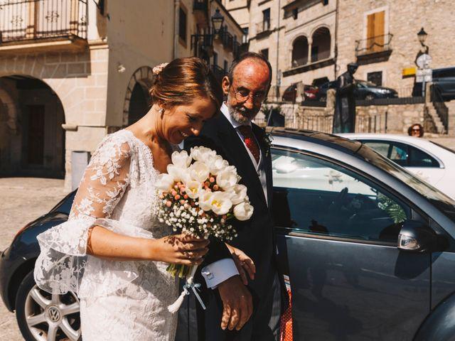 La boda de Miguel Ángel y Lorena en Trujillo, Cáceres 17