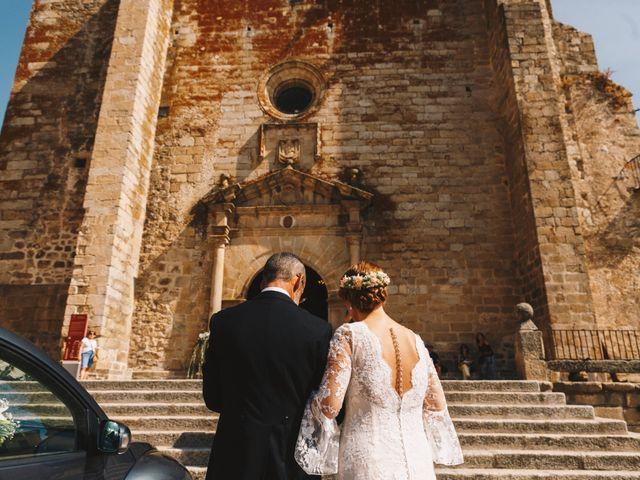 La boda de Miguel Ángel y Lorena en Trujillo, Cáceres 18