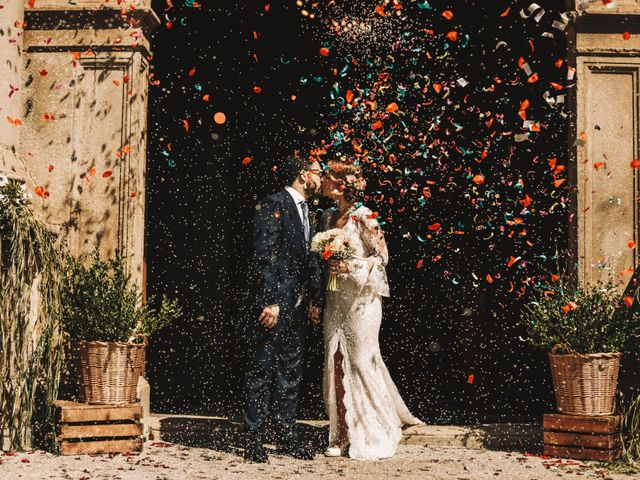La boda de Miguel Ángel y Lorena en Trujillo, Cáceres 25