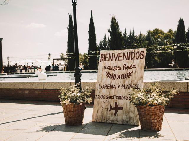 La boda de Miguel Ángel y Lorena en Trujillo, Cáceres 29