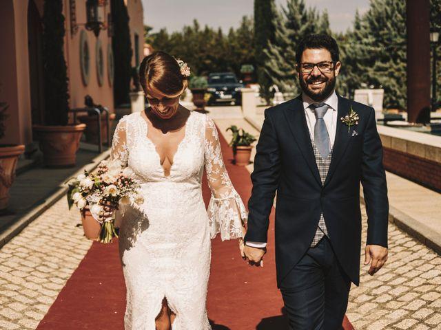 La boda de Miguel Ángel y Lorena en Trujillo, Cáceres 30