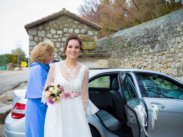 La boda de David y Patricia en Villanubla, Valladolid 2