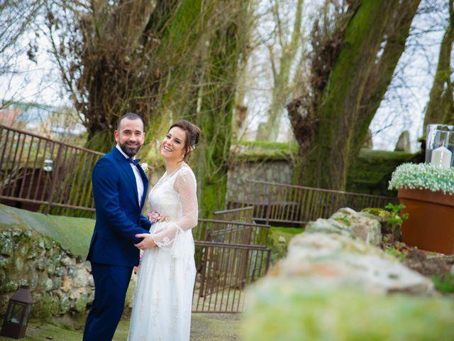 La boda de David y Patricia en Villanubla, Valladolid 17
