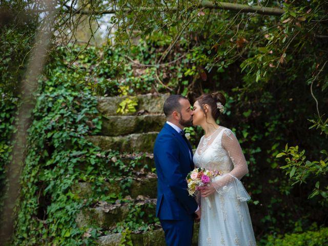 La boda de David y Patricia en Villanubla, Valladolid 1