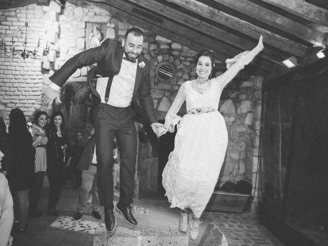 La boda de David y Patricia en Villanubla, Valladolid 30