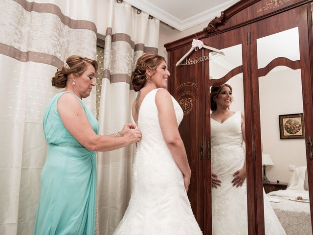 La boda de Oscar y Vanessa en Jerez De La Frontera, Cádiz 1