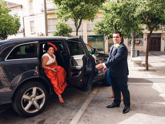 La boda de Oscar y Vanessa en Jerez De La Frontera, Cádiz 4
