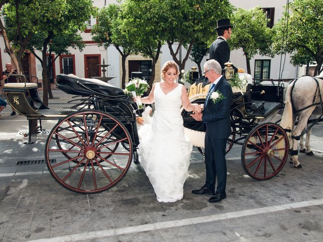 La boda de Oscar y Vanessa en Jerez De La Frontera, Cádiz 6