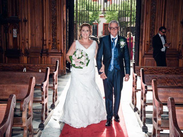 La boda de Oscar y Vanessa en Jerez De La Frontera, Cádiz 8
