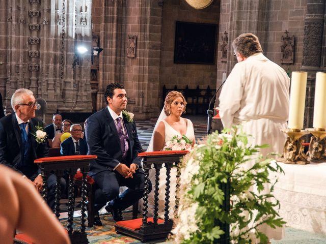 La boda de Oscar y Vanessa en Jerez De La Frontera, Cádiz 10