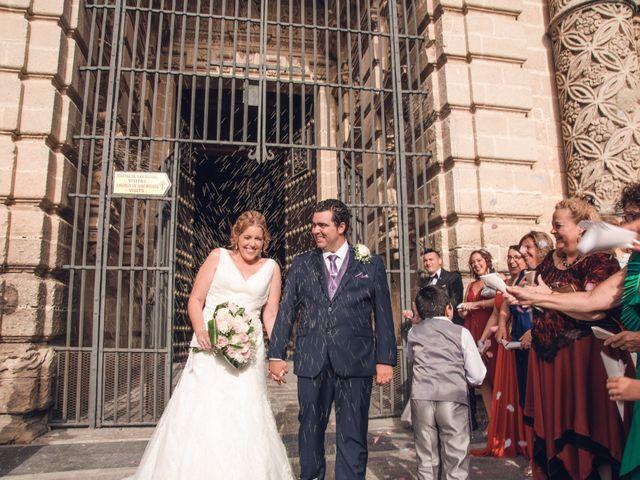 La boda de Oscar y Vanessa en Jerez De La Frontera, Cádiz 13