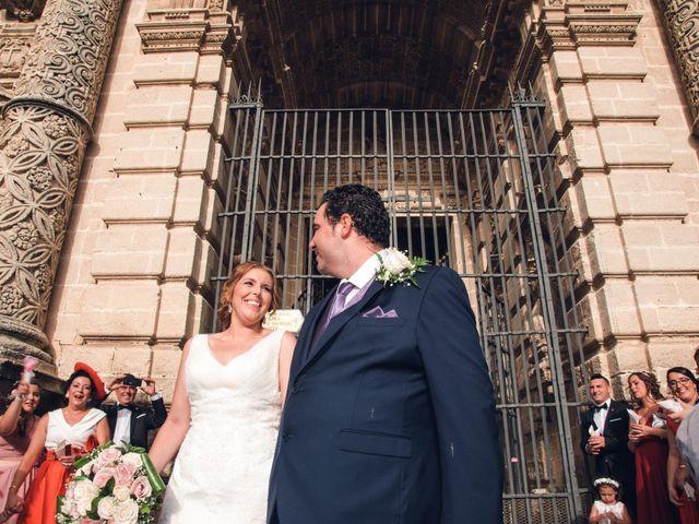 La boda de Oscar y Vanessa en Jerez De La Frontera, Cádiz 14