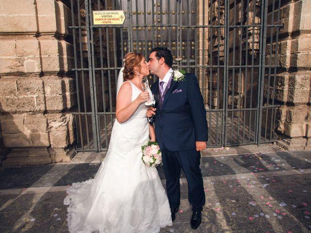 La boda de Oscar y Vanessa en Jerez De La Frontera, Cádiz 15